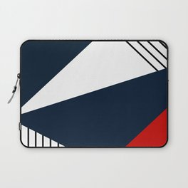 Abstract geometric pattern Lola 2 Laptop Sleeve