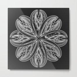 GS Geometric Abstrac 08AM Metal Print