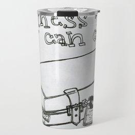 unfinished bussiness Travel Mug