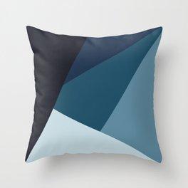 Ocean Shore #2 Throw Pillow