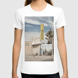 Liquor Store Yucca Valley T-shirt