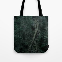 Forst texture Tote Bag