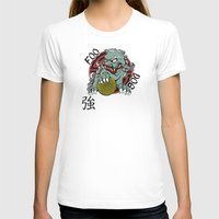 foo fighters T-shirts featuring Foo Dog by Buby87