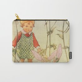 The Uninvited Guests by Florence Anderson Carry-All Pouch