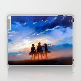 Attack on Titan Laptop & iPad Skin