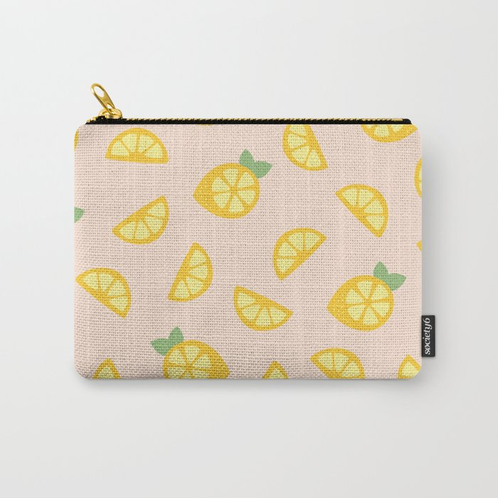 Squeeze The Day Carry-All Pouch