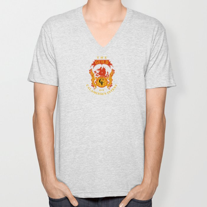 The Guild of Calamitous Intent - Venture Brothers Unisex V-Neck