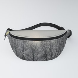 Foggy Forest Fanny Pack