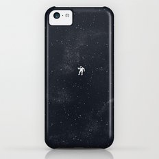 Gravity - Dark Blue Slim Case iPhone 5c