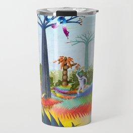 batmans paradise  Travel Mug