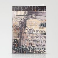 typewriter Stationery Cards featuring Typewriter!  by Tracey Shaw