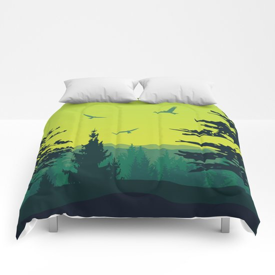 My Nature Collection No. 13 Comforters