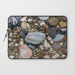 Shiny Pebbles Laptop Sleeve
