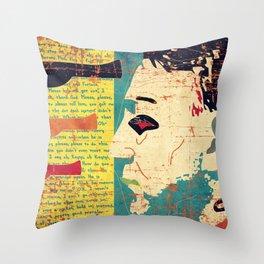 The Dutchman Throw Pillow
