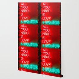 Love and mojitos Wallpaper