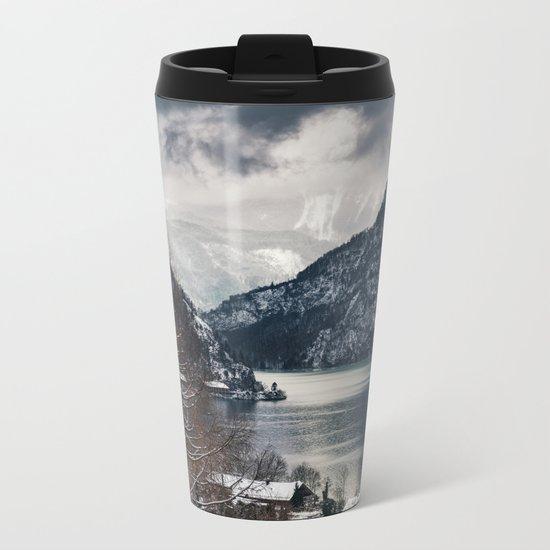 Austrian Wanderlust II Metal Travel Mug