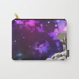 Lady in Space II Carry-All Pouch