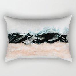 abstract minimalist landscape 10 Rectangular Pillow
