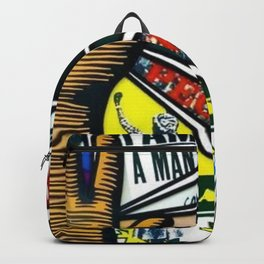 African American Center for Civil and Human Rights Mural Backpack