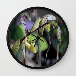 The Gentleness of Tears Wall Clock