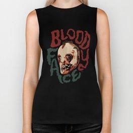 Bloody Face Biker Tank
