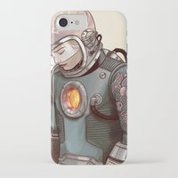 megaman iPhone & iPod Cases featuring Megaman by Sheharzad