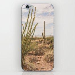 Down Desert Roads, V iPhone Skin