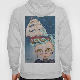 A Ship at Sea is Sure to Flee Hoody
