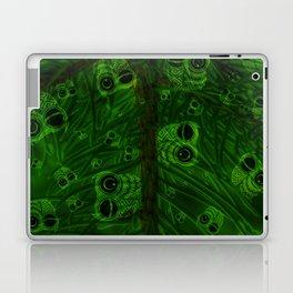 Mosaic of owls V2 Laptop & iPad Skin