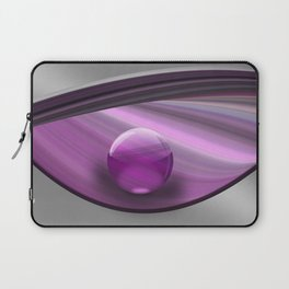 Lilac Ball  Laptop Sleeve