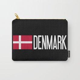 Denmark: Danish Flag & Denmark Carry-All Pouch