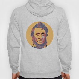 Henry David Thoreau Hoody