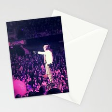 Concert Photo Stationery Cards