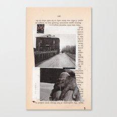 bookmark series pg 389 Canvas Print