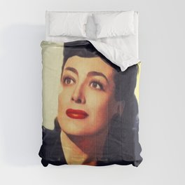 Joan Crawford, Hollywood Legend Comforters