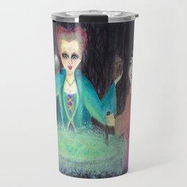 Sanderson Sisters - Hocus Pocus  Travel Mug