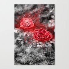 Gothic romance Canvas Print