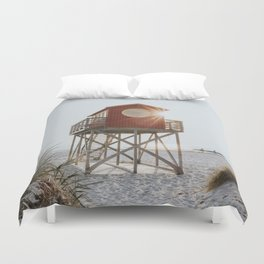 Summer at the beach - Landscape and Nature Photography Duvet Cover