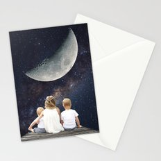 Night Wish Stationery Cards