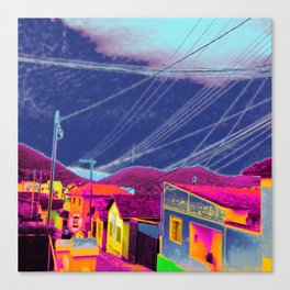 Infra-red Canvas Print