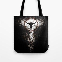 Dreamcatcher - Pentagram Tote Bag
