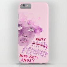 Angry feminist Slim Case iPhone 6s Plus
