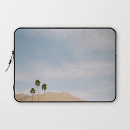 Desert Style Palm Trees Laptop Sleeve
