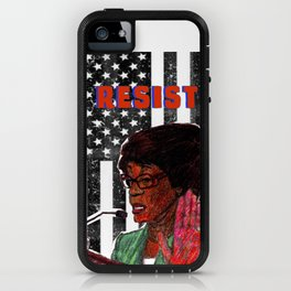 Maxine Waters iPhone Case