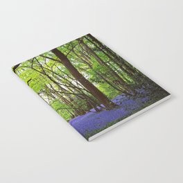 Lilac Spring Notebook