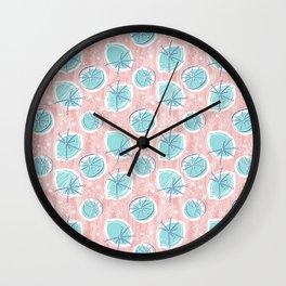 Atomic Lemonade_Rose Quartz Wall Clock