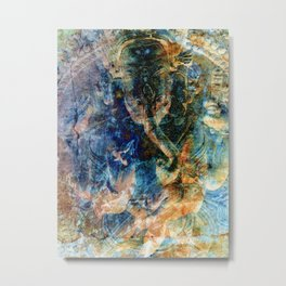 Spirit of Ganesh Metal Print