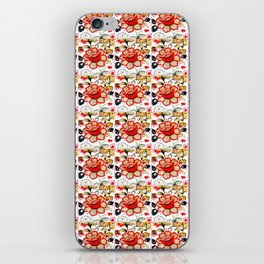 Floral_106 iPhone Skin