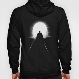 Bat-man: The dark hero Hoody