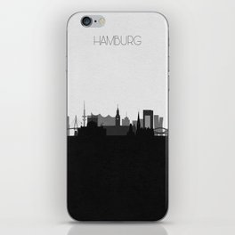 City Skylines: Hamburg iPhone Skin